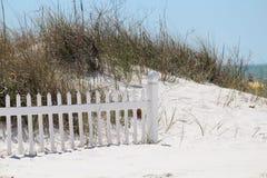 Dunas de arena de la Florida Foto de archivo libre de regalías