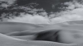Dunas de arena imperiales Foto de archivo libre de regalías
