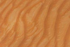 Dunas de arena de ondulación en el RAK fotos de archivo libres de regalías