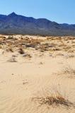 Dunas de Kelso, coto nacional del Mojave Fotos de archivo libres de regalías