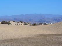 Dunas de Maspalomas, Gran Canaria lizenzfreies stockbild