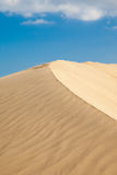 Dunas del desierto Fotos de archivo