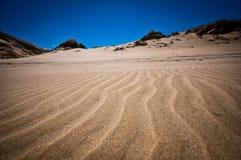 Dunas del desierto, detalles Imágenes de archivo libres de regalías