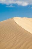 Dunas do deserto fotos de stock