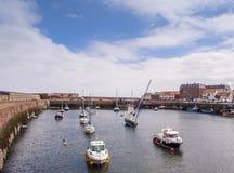 dunbar гавань стоковая фотография rf