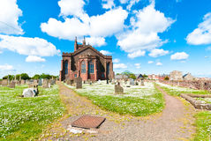 Dunbar Collegiate Church Stock Images