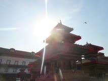 Dunbar Squade Kathmandu Lizenzfreie Stockbilder