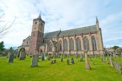 Dunblane大教堂 免版税库存图片