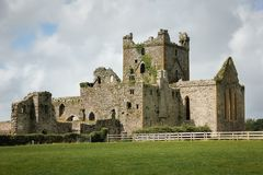 Dunbrody Abbey. county Wexford. Ireland. Stock Photography