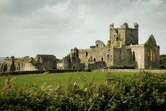 Dunbrody Abbey. county Wexford. Ireland. Royalty Free Stock Images