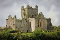 Dunbrody Abtei Grafschaft Wexford irland Lizenzfreie Stockfotos
