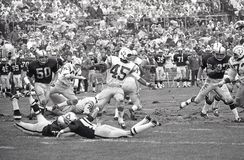 Duncan rapide #45, San Diego Chargers images stock