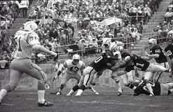 Duncan rapide #45, San Diego Chargers photo stock