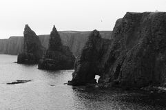 Duncansby stack Stock Photos