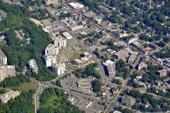 Dundas Hamilton aerial Stock Photo