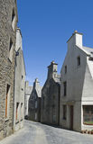 Dundas Street, Stromness Royalty Free Stock Image