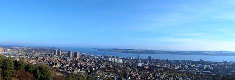 Dundee-Ansicht Stockfotografie