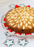 Dundee cake Stock Images