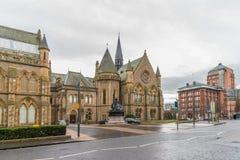 McManus Galleries Dundee City Royalty Free Stock Photos