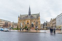 McManus Galleries Dundee City Royalty Free Stock Images