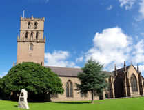 Dundee-Stadt-Kirchen Stockfoto