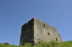 Dundonald Castle Royalty Free Stock Photography