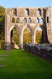 Dundrennan abbotskloster, Skottland Royaltyfri Fotografi