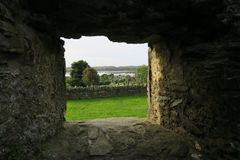 Dundrum Castle Stock Images