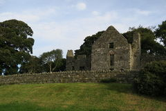 Dundrum slott Arkivbild
