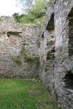 Dundrum slott Royaltyfria Foton