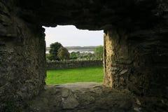 Dundrum slott Arkivbilder