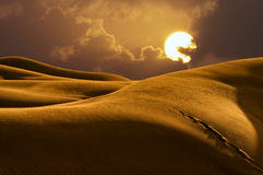 The dune Stock Images
