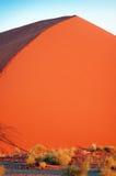 Dune 45 Sossusvlei Royalty Free Stock Photography