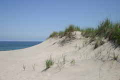 Dune. View Royalty Free Stock Photo
