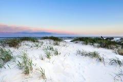 Dune on Bornholm island, Denmark Stock Photography