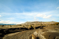 Dune Bromo Stock Image