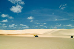 Dune Buggies,Natal.Brazil Stock Photography