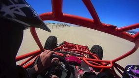 Dune Buggy Action Pismo Beach Ca. 