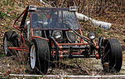 Dune Buggy Forgotten Stock Photography