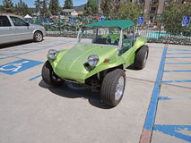 Dune Buggy Stock Photo