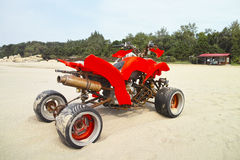 Dune buggy Royalty Free Stock Photography
