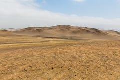 Dune colorate Fotografia Stock Libera da Diritti