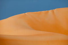 Dune de désert Photos libres de droits