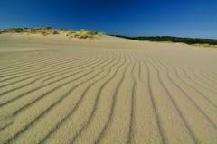 Dune de Parnidis Nida lithuania Photographie stock