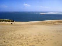 Dune de pilat Stock Photos