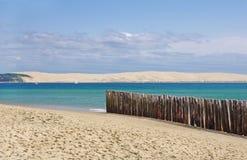 Dune de Pilat Image libre de droits