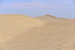 Dune de Pilat dans les Frances Photo stock