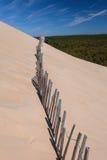 Dune de Pilat, France Photo stock