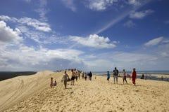 Dune de Pyla photographie stock libre de droits