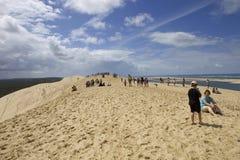 Dune de Pyla images stock